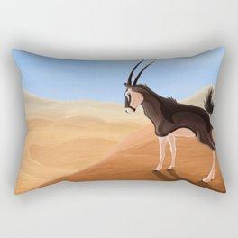 Arid Rectangular Pillow