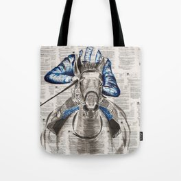 Race Tote Bag