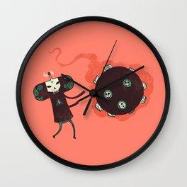 Katamari of the Dead Wall Clock