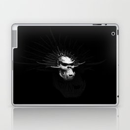 Troll Skull Laptop & iPad Skin