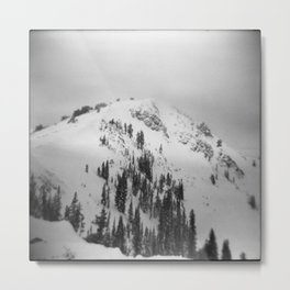 Jupiter Peak Park City Utah Metal Print