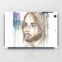 jared leto iPad Cases featuring Leto by SirScm