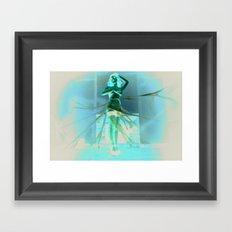 Cobwebs Framed Art Print
