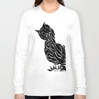 birdy Long Sleeve T-shirts featuring Birdy by A.Afnan