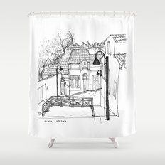 Olinda II Shower Curtain