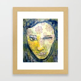 luster Framed Art Print