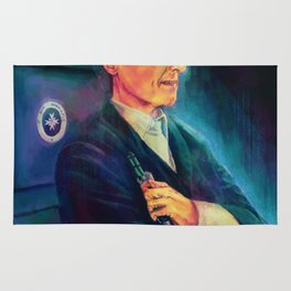 12th Doctor Rug