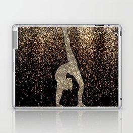 Sparkle Gymnast Laptop & iPad Skin