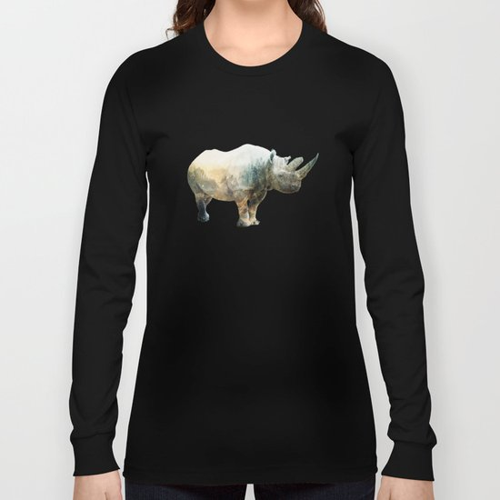 RHINO SPINE Long Sleeve T-shirt