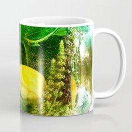 When life gives you lemons you make mint tea  Coffee Mug