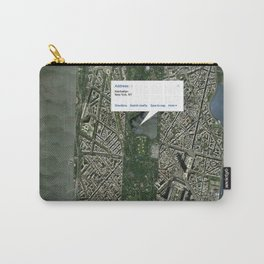 What if Manhattan Was Designed Like Paris? Carry-All Pouch