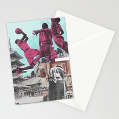 The Continued Search For God (I Have So Many Points) Stationery Cards