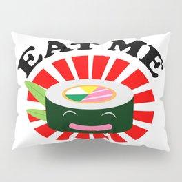 Eat Me Kawaii Sushi Pillow Sham