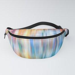 Rainbow Reflections Fanny Pack