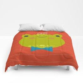 Dressy Froggy Comforters