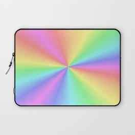 Rainbow Pattern 3 Laptop Sleeve