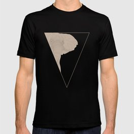 All lines lead to the...Inverted Elephant T-shirt