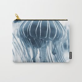 Minimalist jellyfish - abstract art Carry-All Pouch