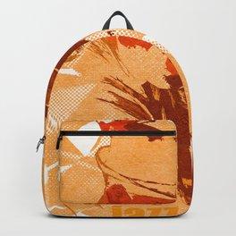 Jazz Fest Poster Backpack