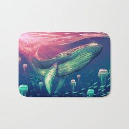 Life of Pi whale Bath Mat