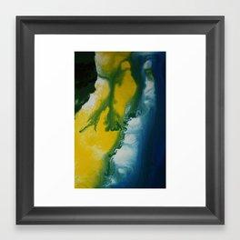 Intermingle Framed Art Print