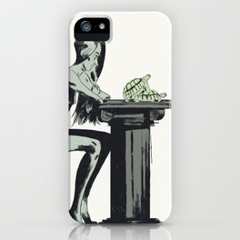 Long Movie iPhone Case