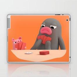 Rosa and Lars Play Poker Laptop & iPad Skin