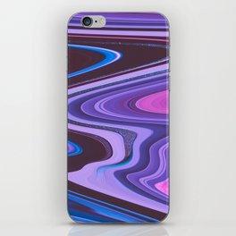 Candy Swirl iPhone Skin
