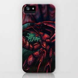 Whisperer in the Darkness iPhone Case