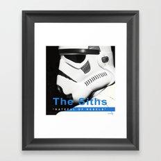 The Siths-Hateful of Rebels Framed Art Print