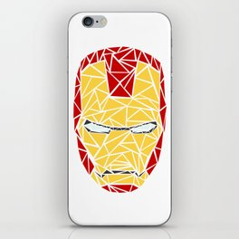 Iron Man iPhone Skin