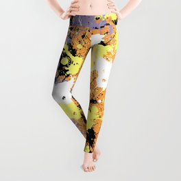 Abstract 20 Leggings