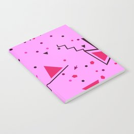 Pink Error Notebook