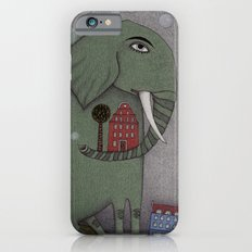 It's an Elephant! iPhone 6s Slim Case