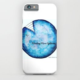 Mending Moon Apothecary iPhone Case