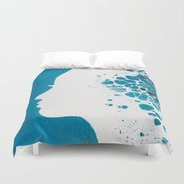 Ocean Goddess Duvet Cover