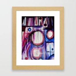 Aimlessly  Framed Art Print