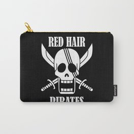 Red hair pirates Carry-All Pouch