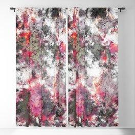 Frosty pink Blackout Curtain