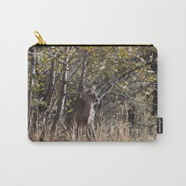 Young deer in Tonto Natural Bridge State Park Carry-All Pouch