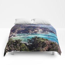 Coastline sea Comforters