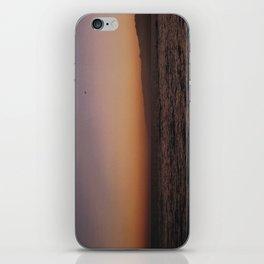 Purple & Gold iPhone Skin
