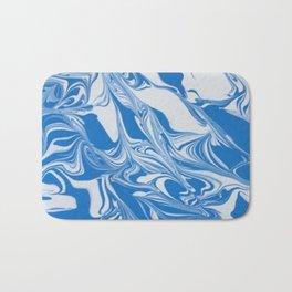 Bleed Tarheel Blue Bath Mat