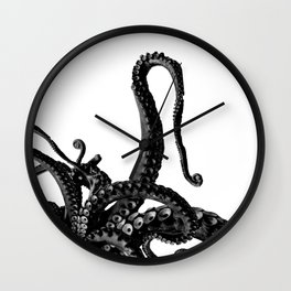 Down here we all float! 5 Wall Clock