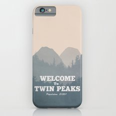 Welcome to Twin Peaks v2 Slim Case iPhone 6