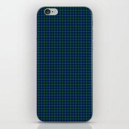 Farquharson Tartan iPhone Skin