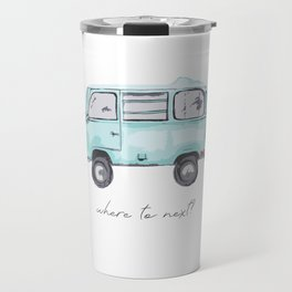 Canadian Road Trip Travel Mug