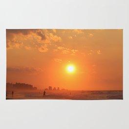 Sunrise on Myrtle Beach Rug