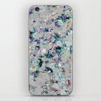 mineral iPhone & iPod Skins featuring Mineral by Georgiana Paraschiv