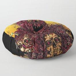 WORM BOY Floor Pillow